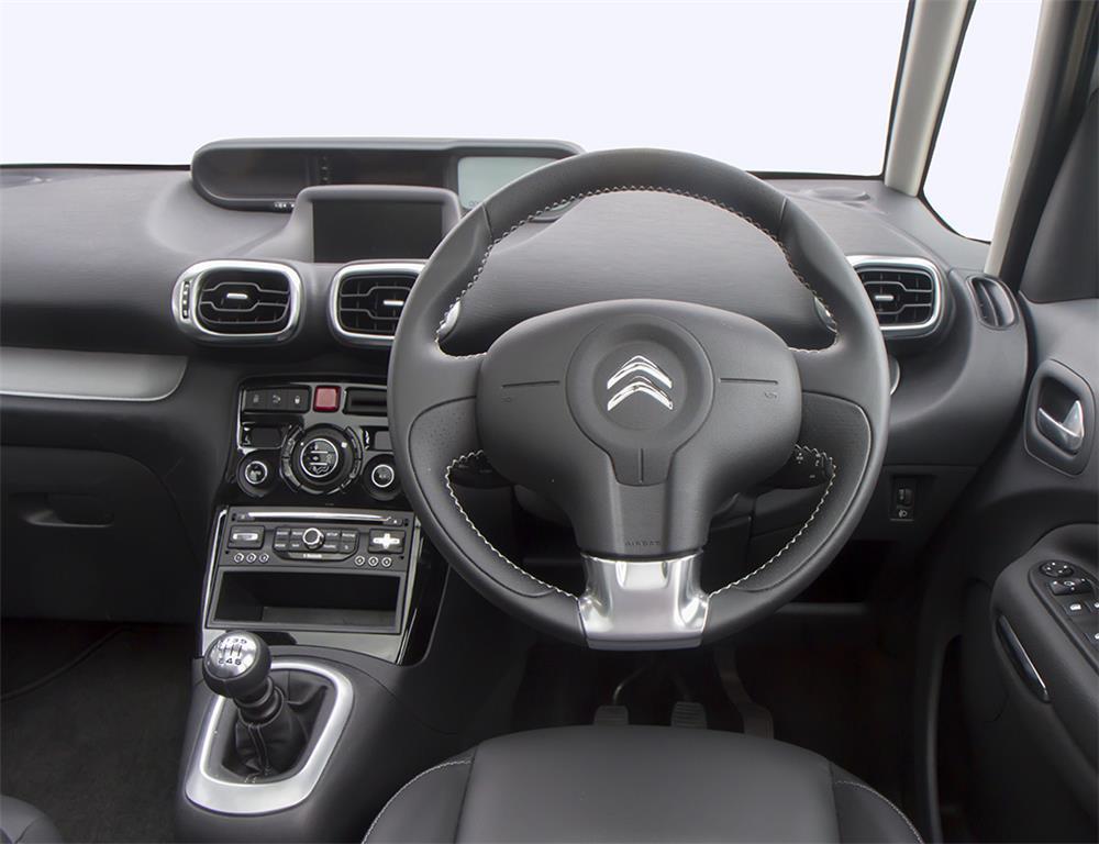 View car - Citroen C3 PICASSO