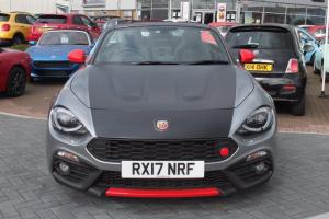 abarth 124 Thames Motor Group automatic grey petrol