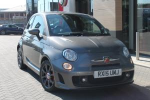 abarth 500 Thames Motor Group manual grey petrol